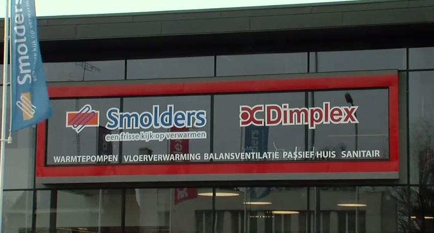 TVL SMOLDERS RECLAME